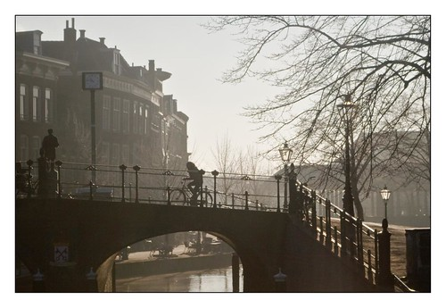 winter in Leiden
