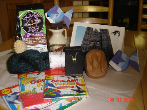 Rubberswap package from AngelRae on Ravelry