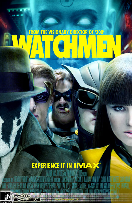 watchmen imax poster