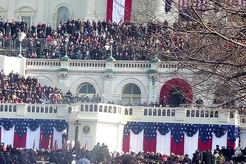 my view of Inaug by you.