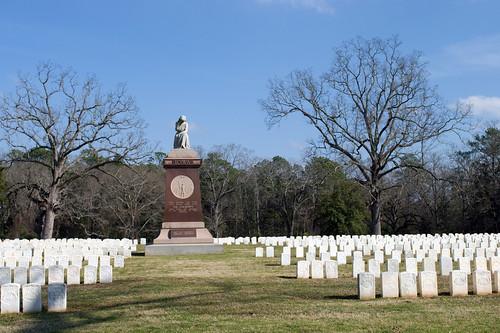 Sitios turísticos de la Guerra Civil en EEUU