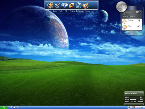 royal mod theme something similar to the default windows xp theme but a more enhanced version utilizing royal inspirat mod object dock and desktop x