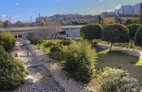 Jardín del Turia, HDR