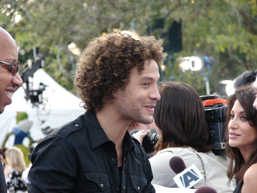 Justin Guarini. Photo by Mark Goldhaber.