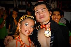 gold medalists (Alec Mapalo) Tags: uc baguiocity dancesport universityofthecordilleras