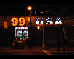 99 USA (Dreamer7112) Tags: nyc newyorkcity ny newyork shop night typography nikon bronx broadway streetphotography streetlife storefront shops shopwindow kingsbridge storefronts shopwindows iny 99cents 99 d300 99centstore acrossthestreet 99cent novaiorque 99c news21 99cstore nikond300  99cusa 99ormore 99centsusa 99usa