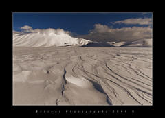 Iced Earth pt2 (Birinni) Tags: winter italy parco snow mountains landscape neve monte inverno perugia monti macerata nazionale sibillini vettore birinni