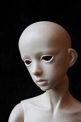 Daisy girl on DT15 boy body (customlovers) Tags: doll daisy bjd resin dollstown dt15 customlovers