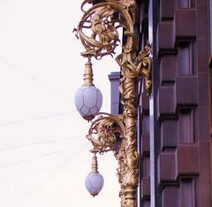 ... (Tanya.K.) Tags: street streets lights свет laterns улица фонари фонарь