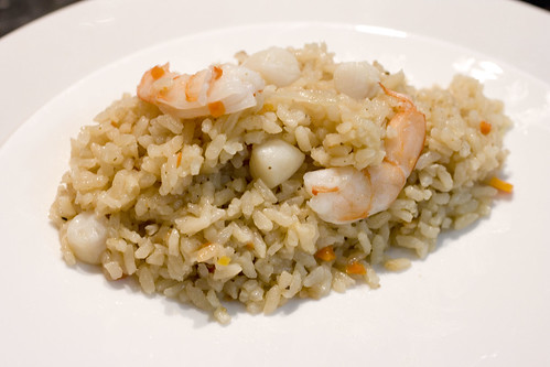 Fast Seafood Rice 2