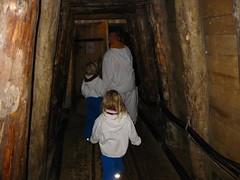 gallery / tunnel (twinni) Tags: salzburg austria sterreich julian salt saltmine valentina salzbergwerk hallein drrnberg baddrrnberg salzwelten mw1504