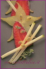 Fruits Salad [Sashimi Style] Detail