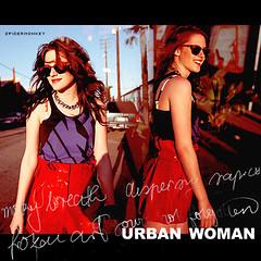 Kiks - Urban woman (.# spidermonkey) Tags: new moon dawn eclipse swan twilight luna amanecer stewart kristen mann bella nueva speak breaking crepúsculo jaymes