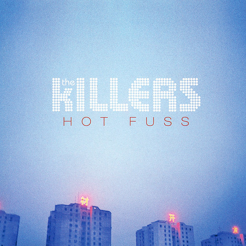 the killers album cover hot fuss. Album Artwork (ALL) (Set)
