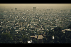 Upon the angels (- Loomax -) Tags: california city streets skyline buildings book losangeles perspective griffithobservatory cinematic 169 perspectiv
