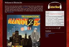 Sufjan Stevens - Illinoize | HOME_1238722002731