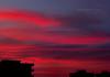 anxiety. (*northern star°) Tags: blue sunset sky black rot silhouette azul skyline canon rouge fire blood rojo noir tramonto shadows blu negro ombre bleu cielo toni fuego blau tones nero schwarz fuoco anxiety sangue edvardmunch nuances northernstar sfumature donotsteal eos450d ©allrightsreserved giugliano giuglianoincambogia northernstarandthewhiterabbit northernstar° 1855is digitalrebelxsi screamofnature usewithoutpermissionisillegal northernstar°photography ifyouwannatakeitforpersonalusesnotcommercialusesjustask anzietà urlodellanatura