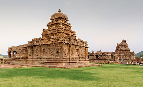 Temple, Pattadakal