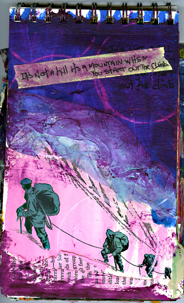 040209 - Art Journal Page