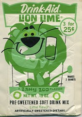 Drink Aid Lion Lime