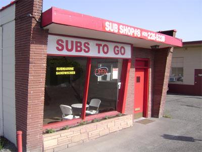 Sub Shop 8