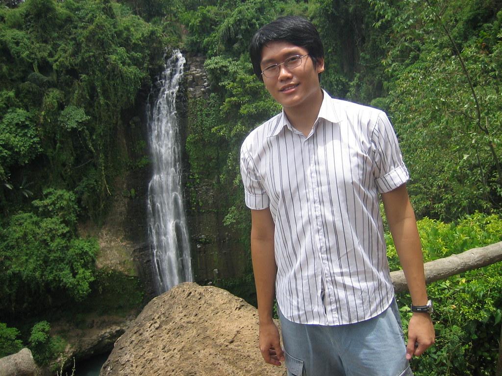 Sumilao Falls and Me