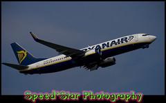 Ryanair; Boeing 737-8AS; EI-DHA