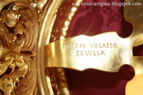 Corona de Ntra. Sra. de la Esperanza Macarena de Madrid