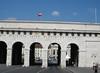 Entrance to the Hofburg Palace com…