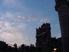 "2004 Trip: The Tower of Terror at sunset • <a style=""font-size:0.8em;"" href=""http://www.flickr.com/photos/28558260@N04/3489453444/"" target=""_blank"">View on Flickr</a>"