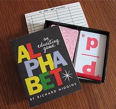 Al Pha Bet Game