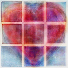 Windows Into the Heart (Explored!) (qthomasbower) Tags: windows art love heart modernart valentine valentines valentinesday happyvalentinesday awardtree visualmashups