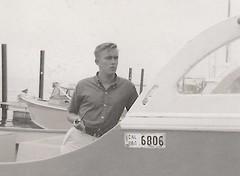 robert in Ensenada 1960