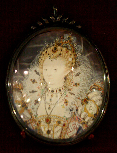 queen elizabeth 1 portrait. of Queen Elizabeth I. by