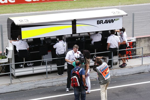 GP España 2009: Ross Brawn