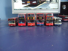 My Creative Master Northcord (CMNL) Model Bus Collection (gbenviro200) Tags: pointer president 23 16 500 dennis dart 248 m12 scania 61 trident mpd transbus enviro400 omnicity cmnl