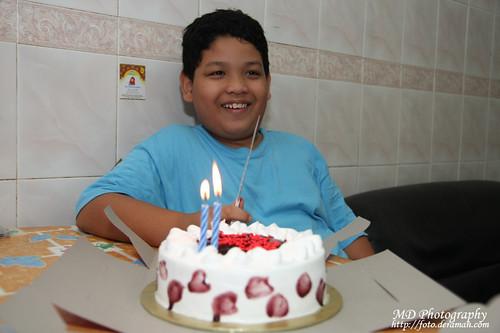 Aimans 11th Birthday