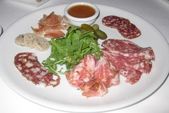 Spruce in San Francisco - Charcuterie selection