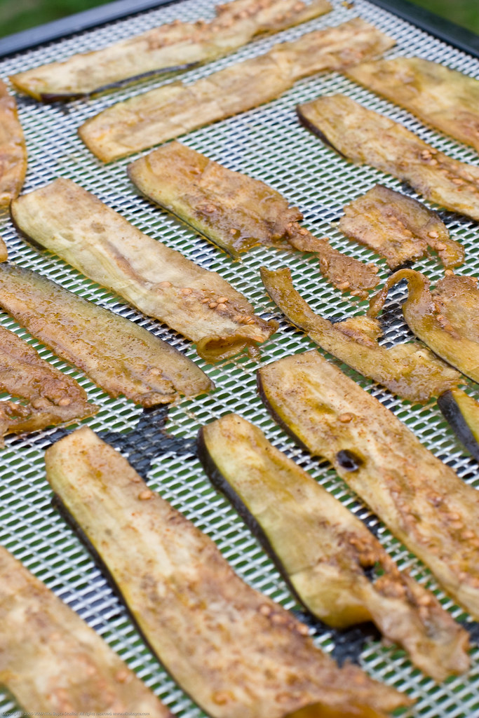 EverydayRaw review: eggplant bacon
