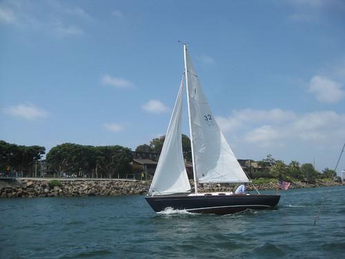 del marina sailing rey