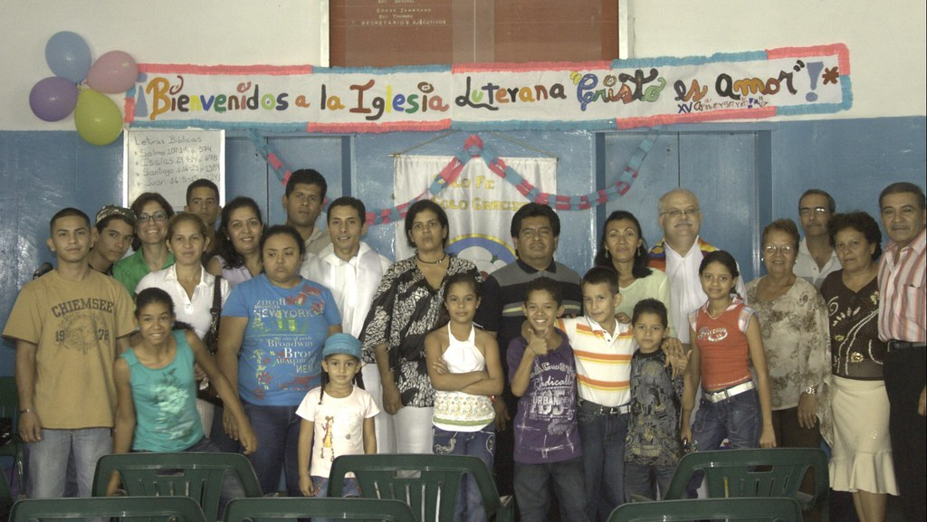 Welcome to Cristo es Amor Lutheran Church