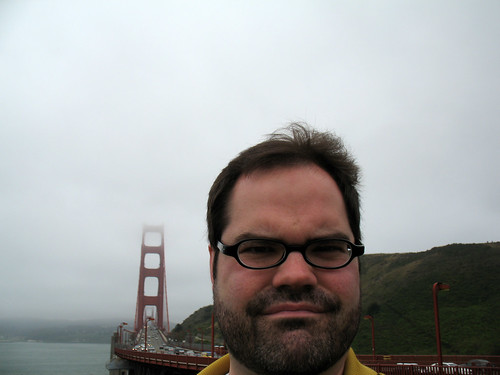The Inevitable Self-Portrait With the Golden Gate Bridge in the Background