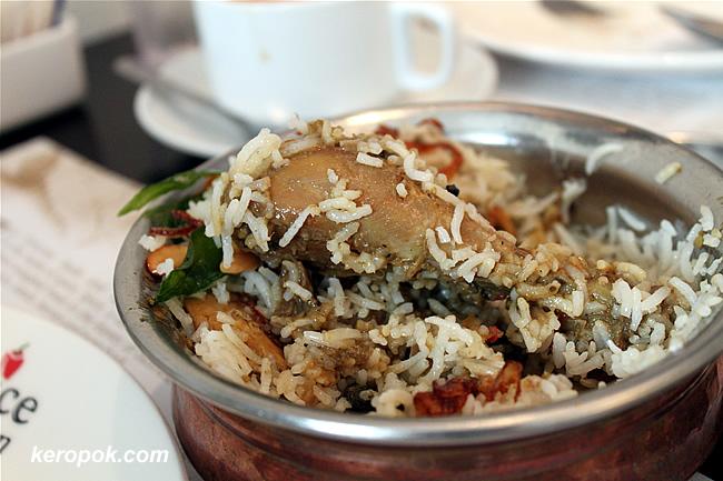 Malabar Chicken Biriyani