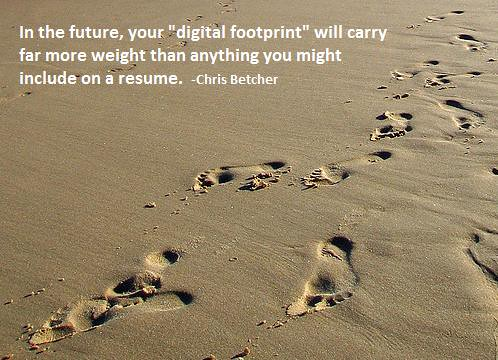 Digital Footprint by kyteacher, on Flickr
