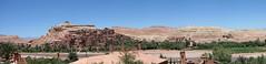 Panorama (Carlitos) Tags: africa morocco maroc marruecos ksar kasbah  atbenhaddou soussmassadra  almarib  athbenhadu