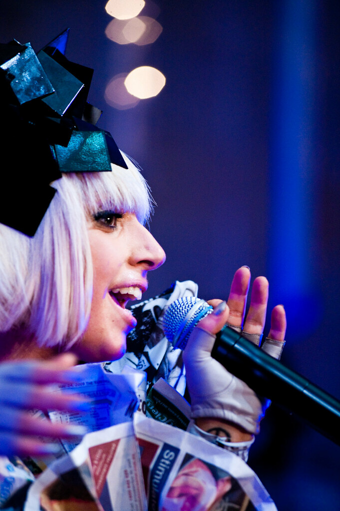 Lady Gaga @ Live at the Chapel