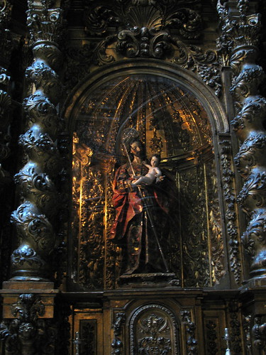 Sacred Statue, Granada
