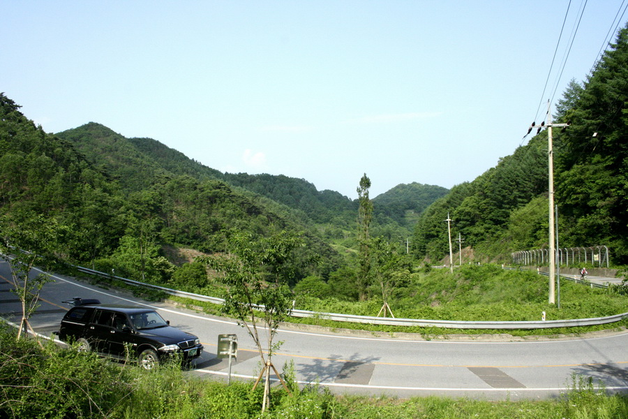 In mountains(2)