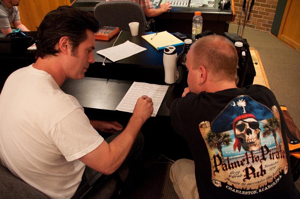 Matt & Steve Conspire