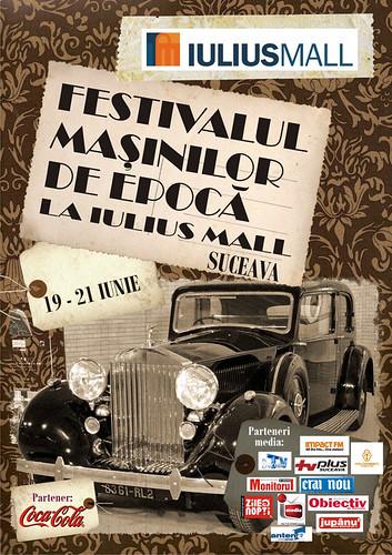 19-21 Iunie 2009 » Festivalul Maşinilor de Epocă